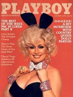 'Playboy Magazine' oktober 1978.