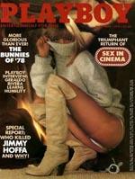'Playboy Magazine' november 1978.