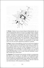 Bogen præsenterer meget konkret læseren for de spor, hovedpersonen finder