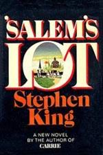 Førsteudgaven af ''Salem's Lot'.