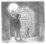 Henri, en hegnstrold og Castagnac