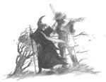 Jæger og troldmand