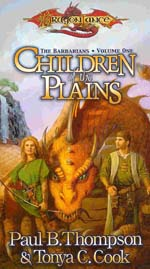 Dragonlance - The Barbarians: Children of the Plains
