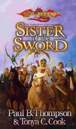 Dragonlance - The Barbarians: Sister of the Sword.