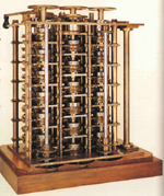 The Difference Engine.