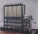 The Difference Engine no. 2.