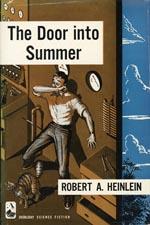 'The Door into Summer', 1. udgave, Doubleday 1957.