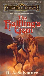 The Icewind Dale Trilogy - Book Three: The Halfling's Gem