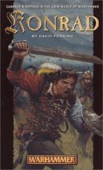 Forsiden af anden udgave af 'Konrad' (2002)