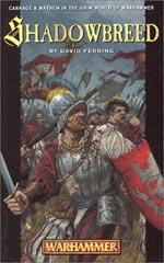 Forsiden af anden udgave af 'Shadowbreed' (2002)