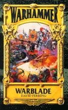 Forsiden af førsteudgaven af 'Warblade' (1993)