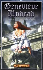 'Genevieve Undead' (Black Library-udgaven fra 2002).