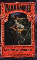 Første udgave af 'Genevieve Undead' (Games Workshop 1993).