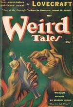 'Weird Tales' maj 1941.