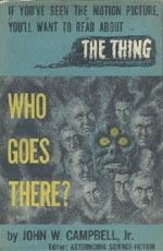 Who Goes There? Seven Tales of Science-Fiction