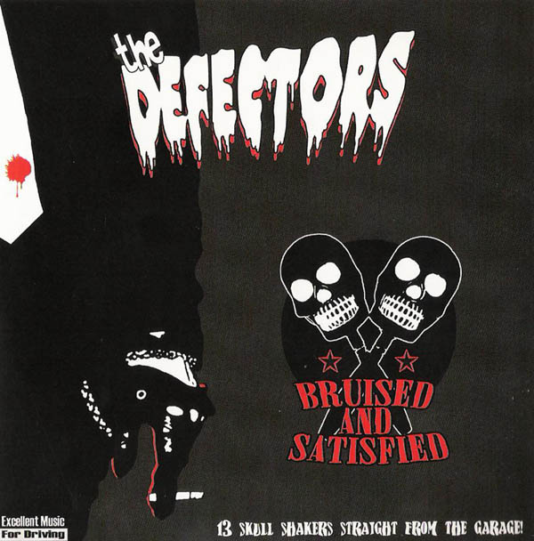 Defectors, The - Bruised And Satisfied