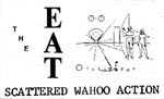 Kassettebåndet 'Scattered Wahoo Action', 1982.