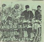 Debutsinglen 'Communist Radio' fra 1979.