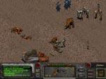 Kamp mod Deathclaws