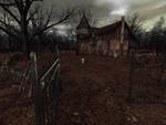 Et skummelt hus