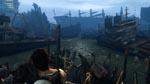 Den enorme skibskirkegård, hvor et af spillets kapitler foregår.