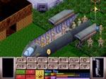BattleScape, marines rykkes ud af flyet