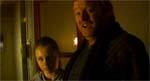 Frank (Brendan Gleeson) og Hannah (Megan Burns).