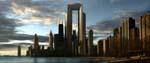 Chicago år 2055