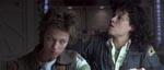 Parker (Veronica Cartwright) og Ripley (Sigourney Weaver).