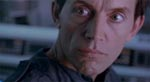 Bishop (Lance Henriksen) - creepy stare!