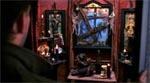 Voodooaltret i Harlem-kirken giver Harry Angel den første antydning af, at der er blandet noget okkult ind i mysteriet