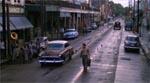 Lidt gadestemning lige efter at Harry er ankommet til New Orleans