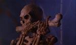 Et fløjtespillende skelet