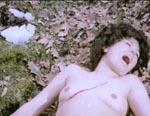 Filmens første offer.