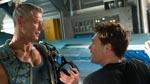 Oberst Quaritch (Stephen Lang) og Jake