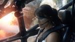 Filmens eneste gode soldat - piloten Trudy (Michelle Rodriguez)