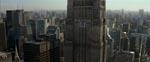 I hovedparten af filmen ser Gotham City ud som enhver virkelig storby