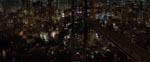 I filmens tredje akt bliver Gotham City noget mere urealistisk at se til