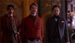Quincey Morris (Bill Campbell), Arthur Holmwood (Cary Elwes) og Dr. Seward (Richard E. Grant).