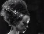 Frankensteins brud (Elsa Lanchester).