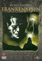 Frankenstein-boksen der bl.a. også indeholder Bride of Frankenstein