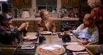 I denne scene spiller Michael J. Fox tre roller på én gang - Marty junior, Marty og Marlene.