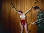 Blodtapning til malerarbejdet.