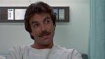 Tom Selleck inden han går i koma