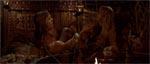 Conan og Valeria i en hyggestund