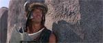 Conan beder en sidste bøn til Crom