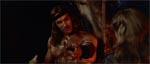 En fuld Conan i en meget pinlig scene.