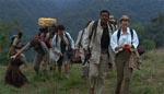 Munro (Ernie Hudson) leder ekspeditionen gennem junglen