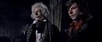 Professor Ambronsius og Alfred.