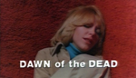 Titelsekvensen med Fran (Gaylen Ross).